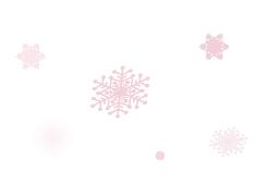 スノーパウダーウォッシュ雪結晶イラスト